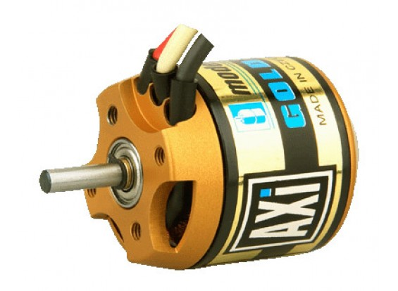 AXi 2217/12 GOLD LINE borstelloze motor