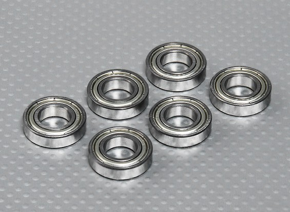 Bearing (24x6x12mm) - Turnigy Titan 05/01 (6 stuks)