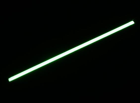 10W groene LED Lichtmetalen Strip 250mm x 12mm (3s Compatibel)