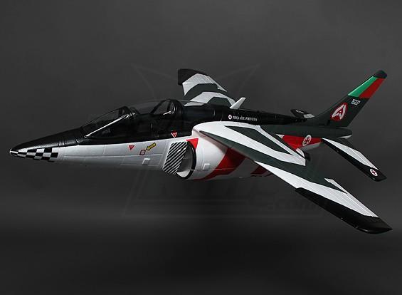 Dassault Alpha Fighter 90mm getunnelde schroef EPO (ARF)