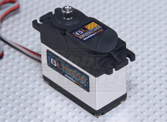 HobbyKing ™ BL-82910 Digital Brushless Servo HV / MG 11kg / 0.11sec / 56g