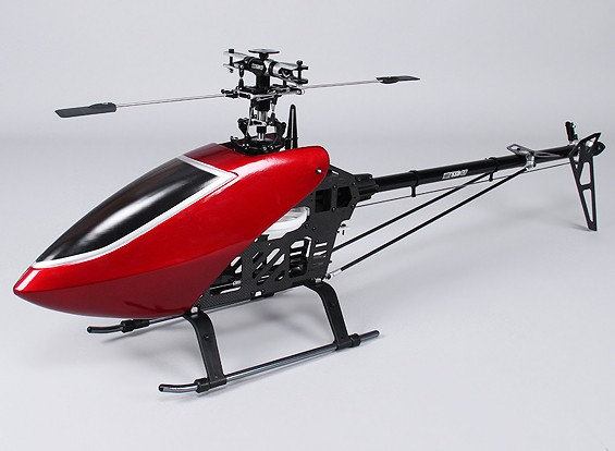HK-550GT 3D Belt-Drive Electric Helicopter Kit