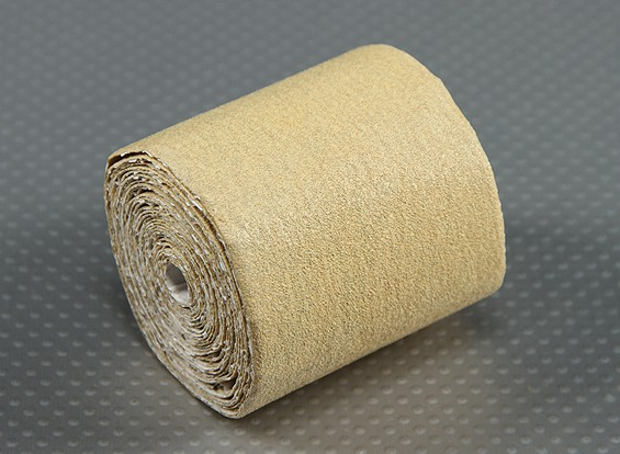 Zelfklevende schuurpapier 80 Grift (60x3000mm)