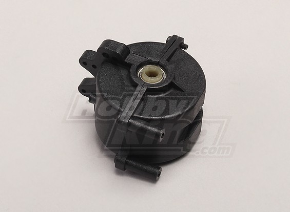 Voor / Rear Gear Box Compleet - 1/18 4WD RTR On-Road / Short Course