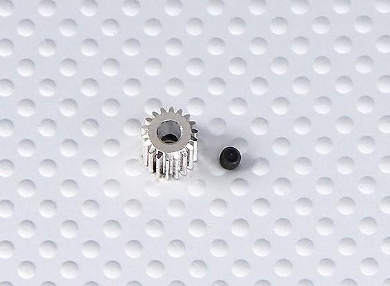 18T / 3.175mm 64 Pitch Steel Pinion Gear