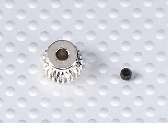 24T / 3.175mm 64 Pitch Steel Pinion Gear