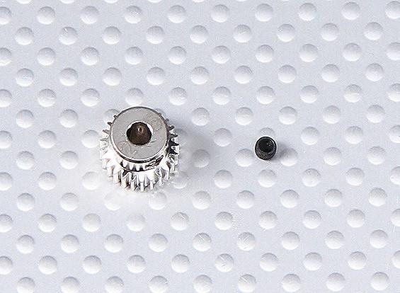 25T / 3.175mm 64 Pitch Steel Pinion Gear
