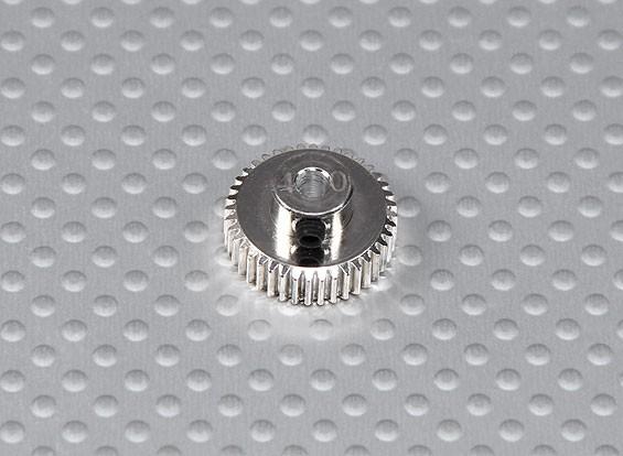40T / 3.175mm 64 Pitch Steel Pinion Gear