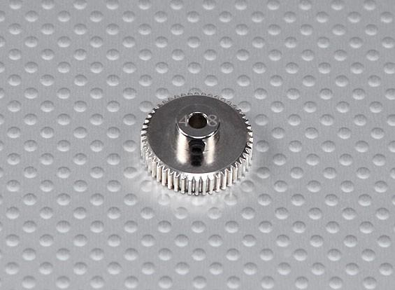 48T / 3.175mm 64 Pitch Steel Pinion Gear