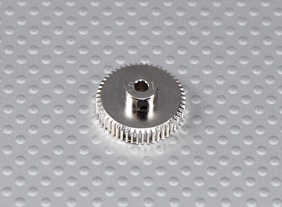 51T / 3.175mm 64 Pitch Steel Pinion Gear