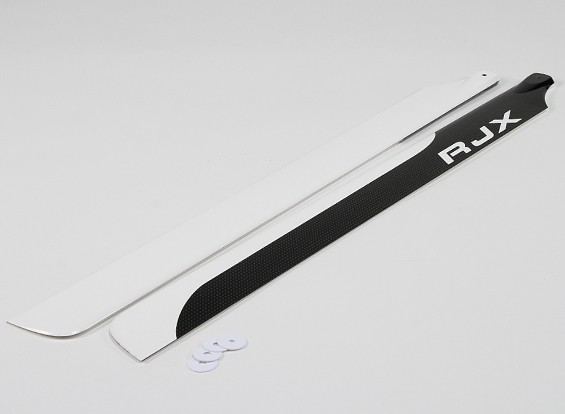 600mm Hoge kwaliteit Carbon Fiber Main Blades