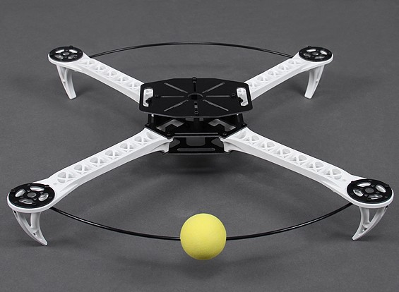 Hobbyking sk450 Glasvezel Quadcopter Frame 450mm