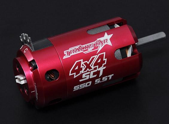 Turnigy TrackStar SCT 5.5T Sensored borstelloze motor 3750KV (550 formaat)
