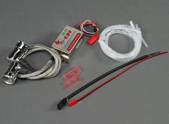 Vervanging Volledige Ignition Set voor Twin cilindermotoren 14mm Plug