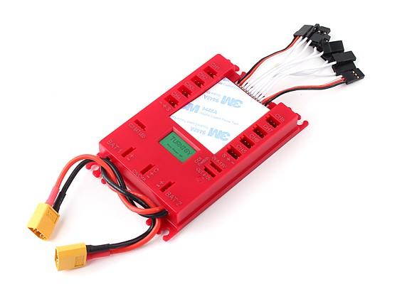 Turnigy Min Vermogen Distributeur (RED)