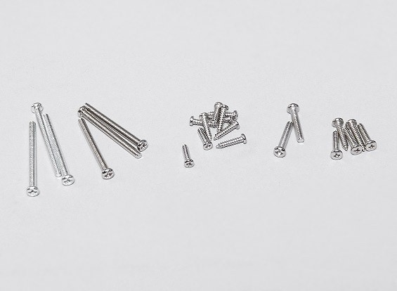 Durafly? 1100mm Stuka - Replacement Screw Set