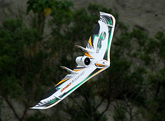 Sonic 64 EDF Wing EPO 1230mm (PNF)