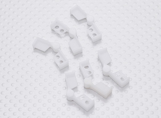 HobbyKing Bixler 2 / Bix3 - Vervanging Flap Scharnieren (6pcs / bag)