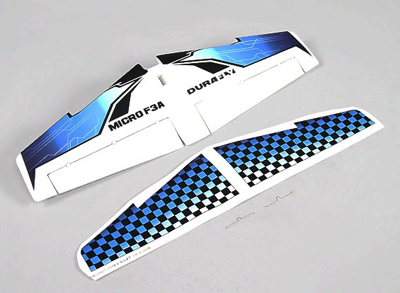 Durafly ™ F3A Micro 420mm - Vervanging Main Wing