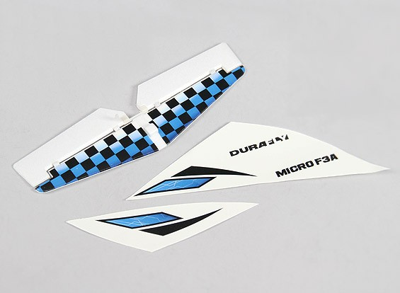 Durafly ™ F3A Micro 420mm - Vervanging Horizontale Wing