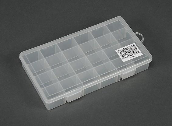 Plastic Multi-purpose organisator - 24 compartiment