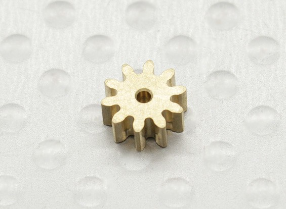 Micro Helicopter Pinion Gear 0,5M 10T