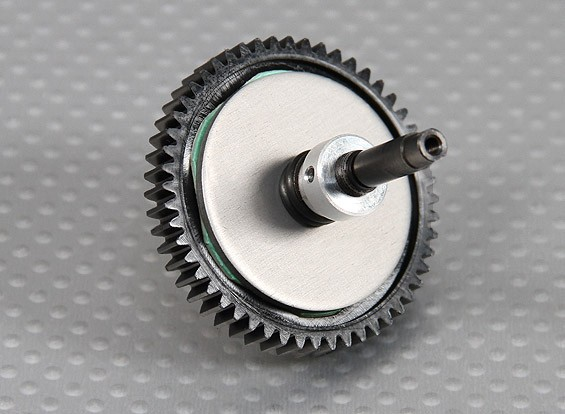 Midden Differential Gear Set 1/10 Turnigy 4WD borstelloze Short Course Truck