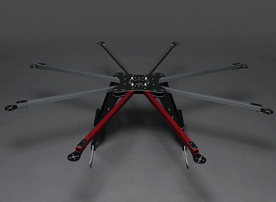 HobbyKing X930 Glasvezel Octocopter Frame 895mm