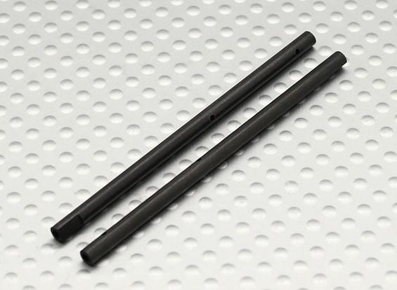 Turnigy FBL100 Main Shaft (2 stuks / zak)