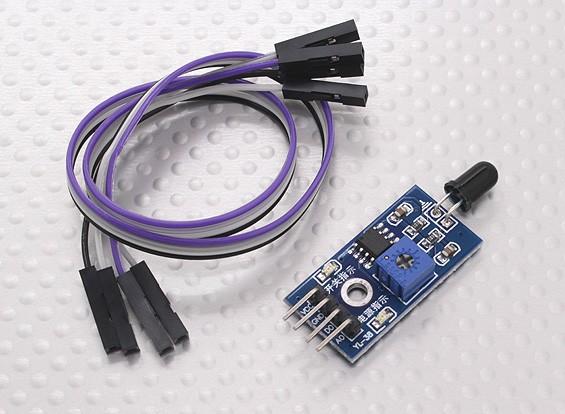 Kingduino Mini Flame Fire Golflengte Sensor