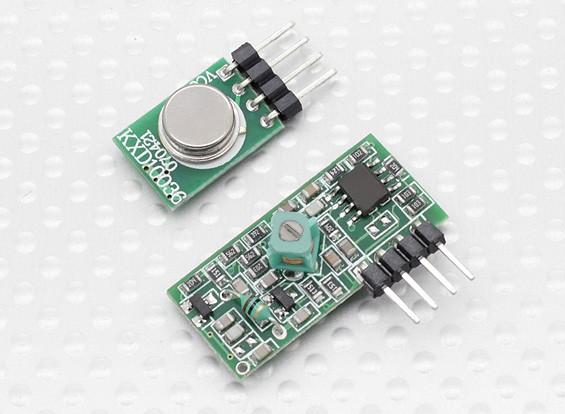 Kingduino 433RF draadloze zender en ontvanger Module