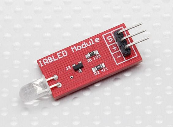 Kingduino Infrared Transmitter Module High-power IR gegevensoverdracht Module