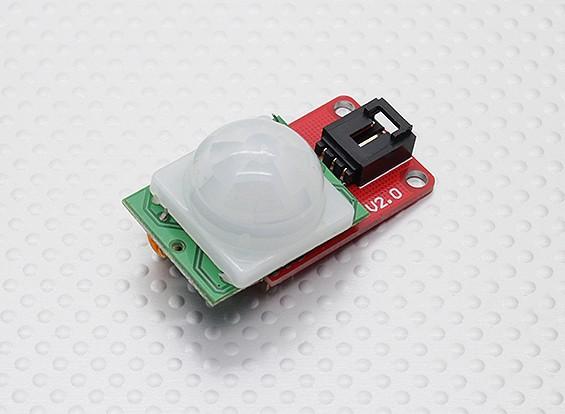 PIR V2.0 Body Bewegingsdetectietechnologie Sensor voor Kingduino