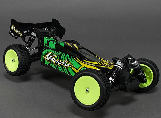 10/01 Quanum Vandal 4WD Electric Racing Buggy (KIT)