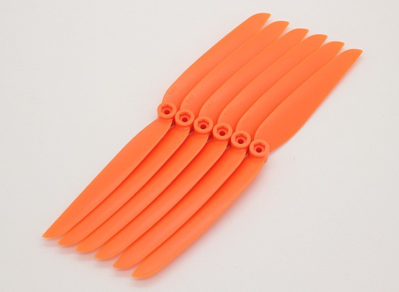 GWS EP Propeller (DD-7035 178x89mm) orange (6pcs / set)