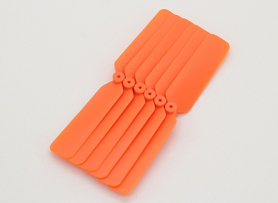 GWS EP Propeller (DD-3020 82x50mm), oranje (6pcs / set