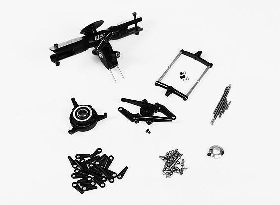 KDS Innova 550, 600 Main Rotor Head Compleet 550-1TS