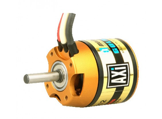 AXi 2820/12 GOLD LINE borstelloze motor