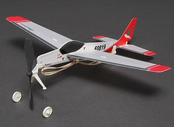 Rubber Band Powered Freeflight Albatross 480mm Span