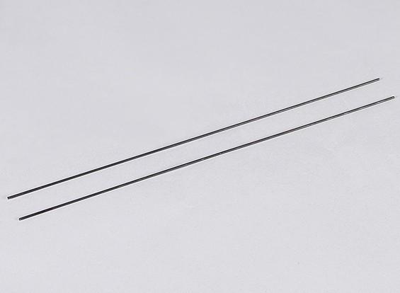 Metal Push Rods M2xL300 (2pcs / set)