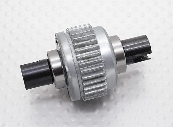 Differential Gearbox (Voltooid) - A2032 en A2033