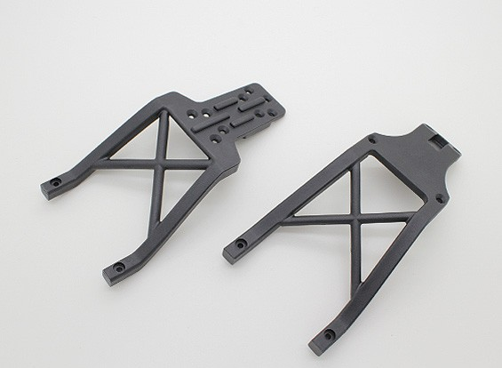 Front & Rear Chassis draagbalken - A2032