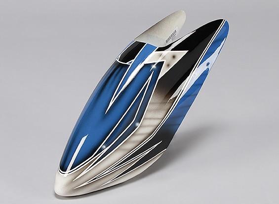 Turnigy High-End Fiberglass Canopy voor Trex / HK 500E