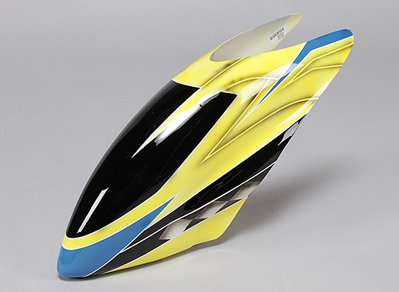 Turnigy High-End Fiberglass Canopy voor Trex 600 Nitro