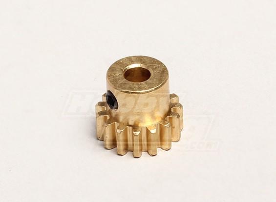 Motor Pinion Gear 15T w / M3 Grub Screw - Turnigy Trailblazer 1/8, XB en XT 05/01