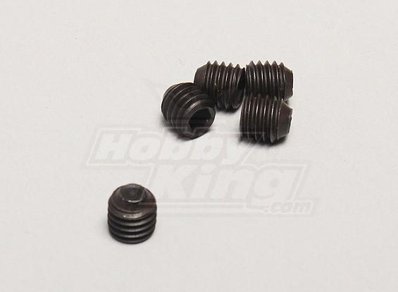 Grub Screw M5x5mm (5 stuks / zak) - Turnigy Twister 1/5
