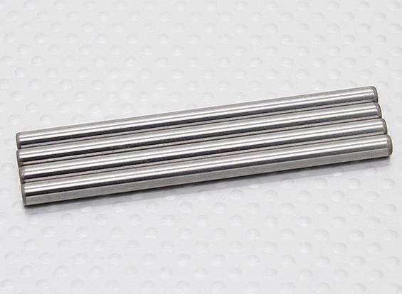 Pin Voor Susp.Arm (4 stuks) - A2038 en A3015