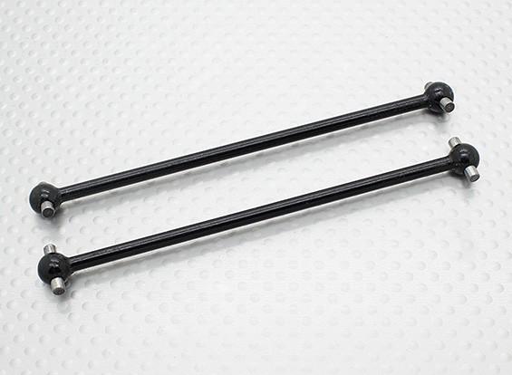 Achter Dogbone (2 stuks) - A2038 en A3015