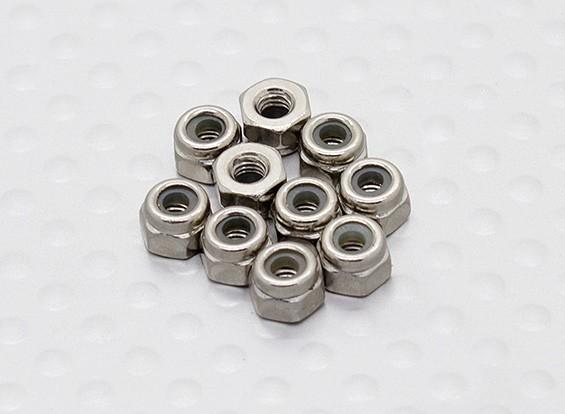 M2.5 Nylock Nuts (10st) - A2040 en A3015