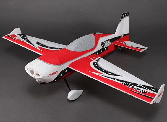 HobbyKing® ™ Edge 540T EVP / Light Plywood 3D aerobatic 1220mm (ARF)